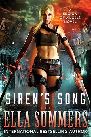 Siren's Song Book Cover