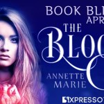 The Blood Curse (Spell Weaver #3) by Annette Marie (Tour) ~ Giveaway/Excerpt