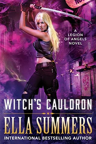 Witch's Cauldron Book Cover