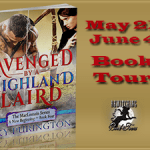 Avenged by a Highland Laird by Sky Purington (Tour) ~ Excerpt/Giveaway