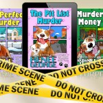 Barkside of the Moon Mysteries Series by Renee George (Tour)
