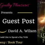 Top 10 Guest Post: David A. Wilson (Looking for Dei)