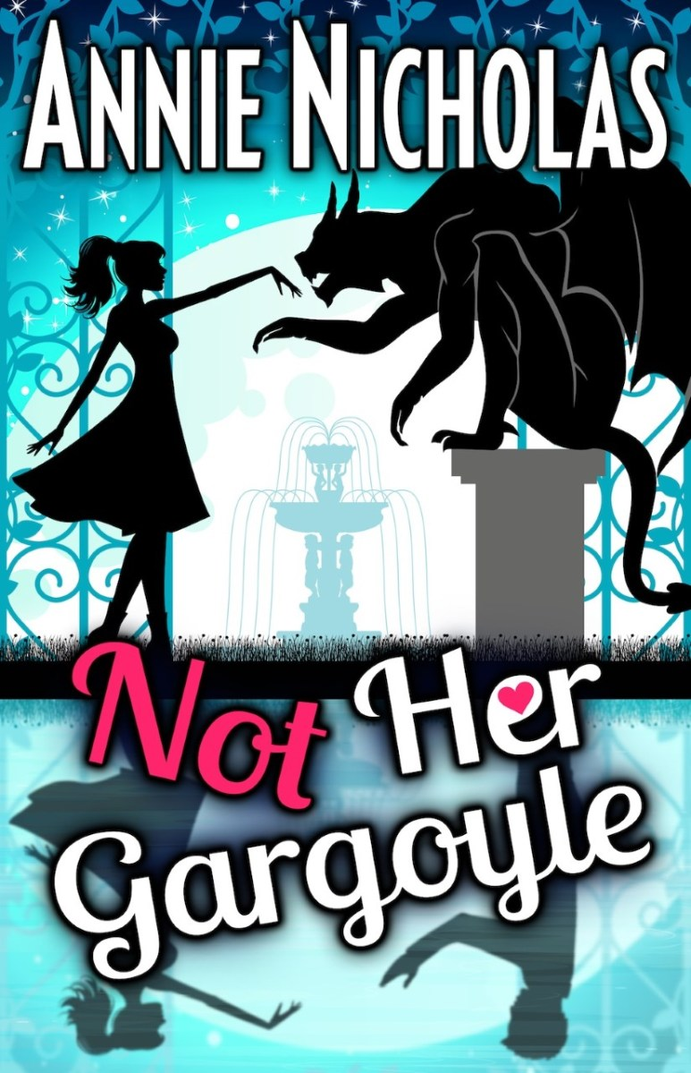 Review: Not Her Gargoyle (Not This #4) by Annie Nicholas