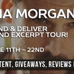 Stand & Deliver (Men of Haven) by Rhenna Morgan (Tour) ~ Excerpt