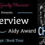 #Interview: Chase Me (Dragons Love Curves) by Aidy Award ~ #Excerpt
