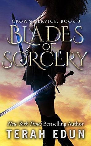 Blades Of Sorcery Book Cover
