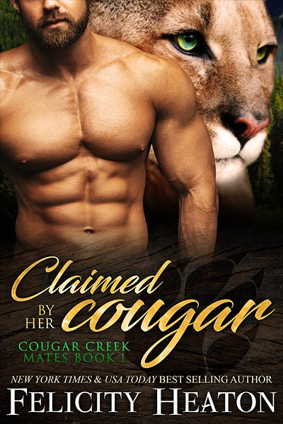 Claimed by her Cougar Book Cover