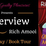 Interview: Rich Amooi (Madam Love, Actually) ~ Giveaway