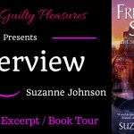 Come take a peek at Frenchman Street by Susannah Johnson ~ Interview/Excerpt/Giveaway