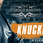 It's Release Day! Knuckle Down (The Cursed Ravens MC) by Chantal Fernando