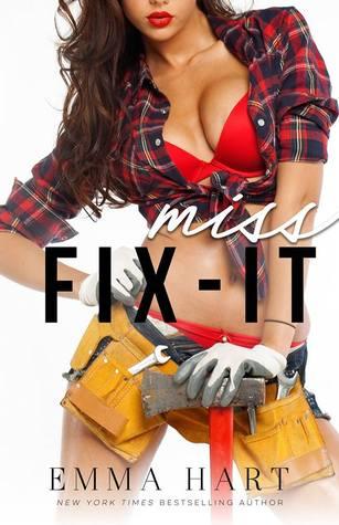 Miss Fix-It Book Cover