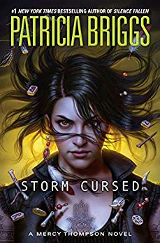 Storm Cursed Book Cover