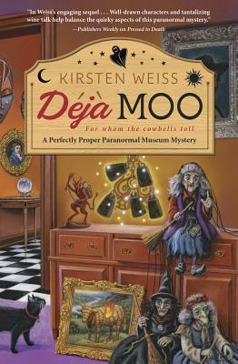 Deja Moo Book Cover