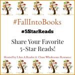#FallIntoBooks #5StarReads