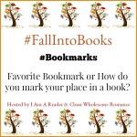 #FallIntoBooks #Bookmarks