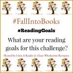 #FallIntoBooks #ReadingGoals