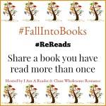 #FallIntoBooks #ReReads