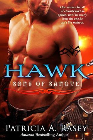 Hawk Book Cover