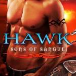 Review: Hawk (Sons of Sangue #2) by Patricia A. Rasey