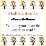 #FallIntoBooks #FavoriteGenre