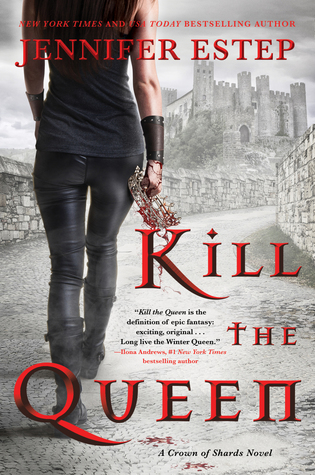 Kill the Queen Book Cover
