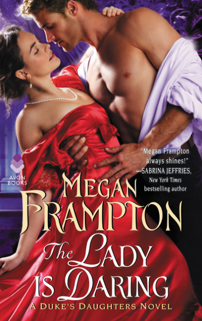 The Lady is Daring Book Cover