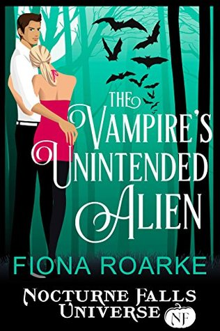 The Vampire's Unintended Alien Book Cover