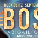 The Boss (Fire's Edge) by Abigail Owen  ~ #Giveaway #Excerpt #BookTour