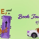 Cars, Coffee, and a Slightly Used Casket (Julia Karr Series) by K.C. Hilton ~ #Giveaway #BookTour