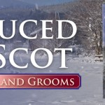 It's Release Day! Seduced by a Scot (Highland Grooms) by Julia London ~ #Excerpt