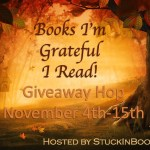 Books I'm Grateful I Read #Giveaway #Hop ~ 4th – 15th