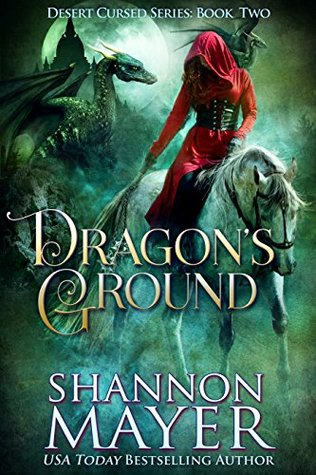 Dragon's Ground Book Cover