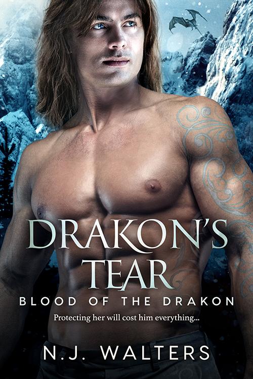 Drakon's Tear Book Cover