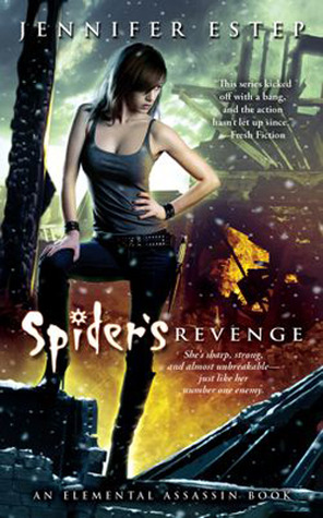 Spider's Revenge Book Cover