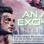 Book Blast: An Alien Exchange (An Alien Exchange Trilogy) by Keri Kruspe ~ #Giveaway #Excerpt