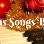 Christmas Songs Book Tag 2018