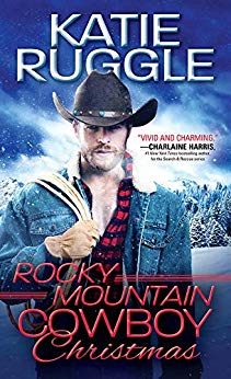 Rocky Mountain Cowboy Christmas Book Cover