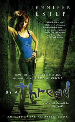 By a Thread Book Cover