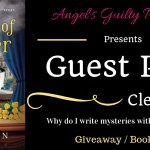 Guest Post: Clea Simon (A Spell of Murder) ~ #BookTour #Giveaway #Excerpt