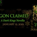 It's Release Day! Dragon Claimed (1001 Dark Nights)(Dark Kings) by Donna Grant ~ #Excerpt