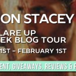 Flare Up (Boston Fire) by Shannon Stacey ~ #Excerpt #BookTour