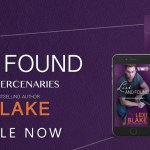 It's Release Day! Lost and Found (Masters & Mercenaries: The Forgotten) by Lexi Blake ~ #Excerpt