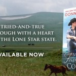 It's Release Day! My Favorite Cowboy (Heart of Texas) by Donna Grant