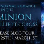 It's Release Day! Hardest Fall (Dominion) by Juliette Cross ~ #Giveaway