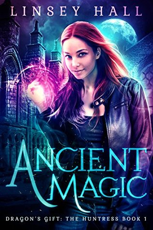 Ancient Magic Book Cover