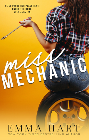 Miss Mechanic Book Cover