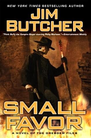 Small Favor Book Cover