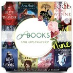 April Book of Choice Giveaway Hop ~ April 1st – 30th