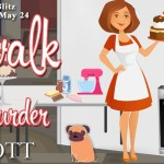 Cakewalk to Murder (The Painted Lady Inn Mysteries) by M.K. Scott ~ #Excerpt #BookTour
