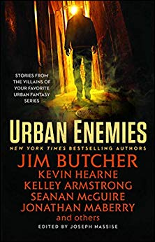 Urban Enemies Book Cover